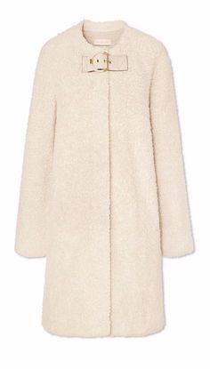 Tory Burch Hibbert Coat
