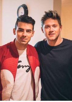 Niall and Joe