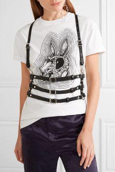 ZANA BAYNE sexy Valentina leather harness