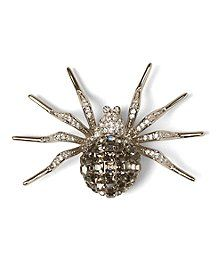 Cool Spider Brooch: Brooks Brothers