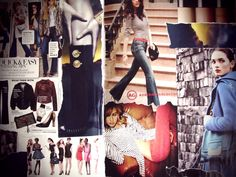 Mood Board Mondays: Pages From My Look Book