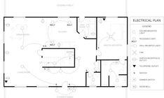 floor plan furniture legend example - Google Search