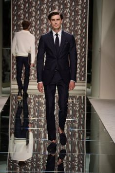 Ermenegildo Zegna Spring-Summer 2013 Menswear Milan Fashion Week
