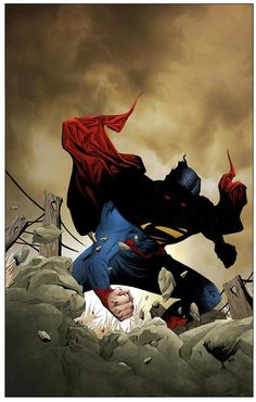 Superman by Jae Lee.
