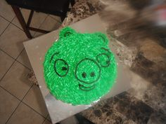 The Pig from Angry birds! Success!!