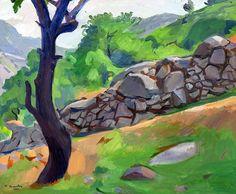 Αποτέλεσμα εικόνας για ΚΑΝΘΟΣ ΤΗΛΕΜΑΧΟΣ Painters, Art, Art Background, Kunst, Performing Arts, Art Education Resources, Artworks