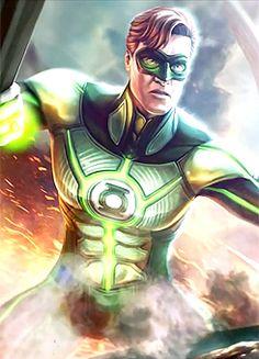 Injustice: Gods Among Us | Green Lantern