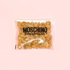 Moschino Pink Bag with Snacks Art Print by elena--perez - X-Small Pink Filter, Moschino Bag, Internet Art, Digital Art, Art Prints, Tapas, Artwork, Instagram Posts, Underwear