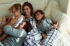 There are moments which will be remembered: because we enjoy them; because we share them with those we love.  #schiesser #schiesserMoments #family #freetime #familytime #cuddle #pyjama #quality #happiness https://youtu.be/i_YXZOGODsY