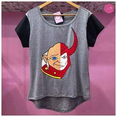 Vocês pediram e a t-shirt mais comentada por aqui está de volta! #Vemprazas