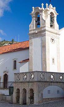 Igreja e Fonte