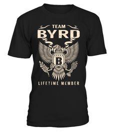 Team BYRD Lifetime Member