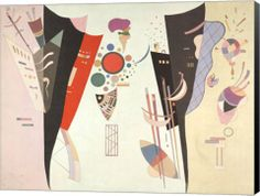 Wassily Kandinsky Reciprocal Agreement
