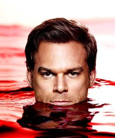 Michael C. Hall. Dexter the cutest serial killer.