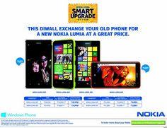 Best Nokia Smartphones on this diwali with excieting exchange offers