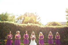 Cambria Pines Wedding