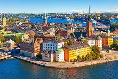 As 3 Capitais da Escandinávia e Fiordes da Noruega Uma região que batalhou com o frio e o gelo durante milénios, casa dos vikings e …