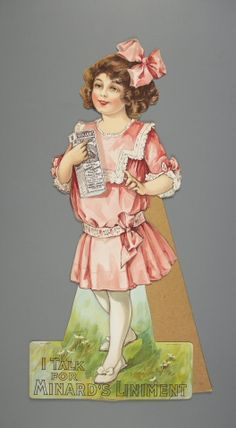 78.14168: olive | paper doll | Paper Dolls | Dolls | National Museum of Play Online Collections | The Strong