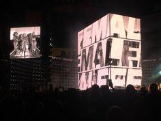 Abstract The Art of Design: a cenógrafa Es Devlin - Decostore - Beyoncé The Formation World Tour - Palco Show
