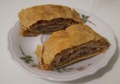 VAĽKANÁ ŠTRÚDĽA (ako ťahaná) 4 ks Spanakopita, Ethnic Recipes, Food, Essen, Meals, Yemek, Eten