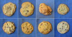 How to make Chocolate Chip Cookies using alternative sugars.