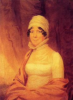Dolley Madison in One of Her Famous Hats   It was Aaron Burr who introduced James Madison to Dolley. Madison was a painfully shy bachelor....