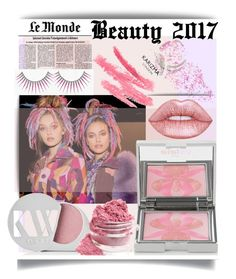 """""""Dreadlocks,Candy lipsticks and eyeshadows'"""" by dianefantasy ❤ liked on Polyvore featuring beauty, Lime Crime, Sisley, Kjaer Weis, Forever 21, Beauty, polyvorecommunity, polyvoreeditorial and 2017"""