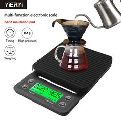 High Precision LCD Electronic Multi-Function Balance Scale