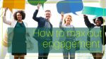 How to massage your audience into engaging with you ~ Networker's Guide with Lucia Sure How To Massage Yourself, Company Presentation, Crickets, Do It Right, Fluffy Animals, Fails, Napkins, Kittens, Take That