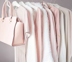 Pastel pink collection