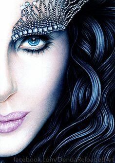 Cher - Dressed To Kill by DendaReloaded.deviantart.com on @DeviantArt