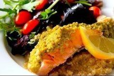 Salmon & Quinoa Salad Recipe