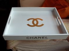 images of diy chanel inspired home decor ideas | via melody recktenwald