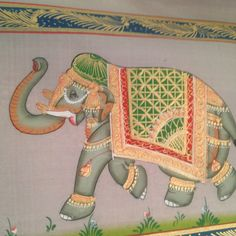 Art from India!