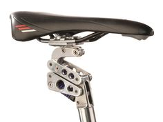 BodyFloat™ - An evolution in bicycle comfort and performance by Cirrus Cycles, via Kickstarter.