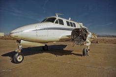 N432H Beech Queen-Air 65-A80