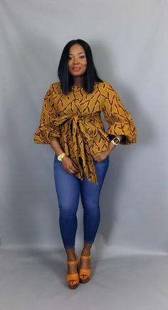 African print topAfrican clothingAfrican printAfrican