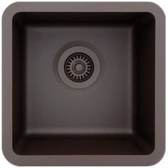 Shop for Lexicon Platinum Small Single Bowl Quartz Composite Kitchen Sink. Get free delivery at Overstock.com - Your Online Home Improvement Store! Get 5% in rewards with Club O! - 18544761