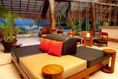 El Dorado Seaside Suites, Guacamayas Bar {El Dorado Spa Resorts, by Karisma}