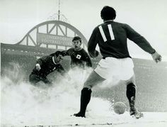 Liverpool vs Nottingham, 1969