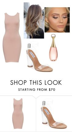 """""""))"""" by mirimarimi ❤ liked on Polyvore featuring Steve Madden and Christian Dior"""