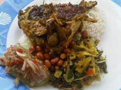 The best betutu chicken, ussually called Ayam betutu at Bali Indonesia.. MUST TRy..!