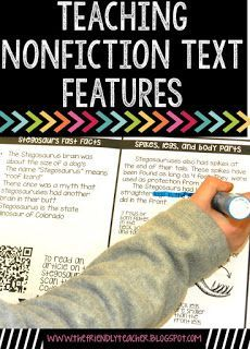 NonFiction Text Feat