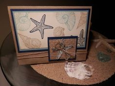 By the Seashore Stampin' Up!.... by stampqueen17 - Cards and Paper Crafts at Splitcoaststampers