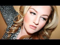 Adele Inspired MAKEUP Tutorial - MAC | blanc type es,  tarte | park avenue princess bronzer,  tarte | femme natural pallet (brown),  MAC | creme liner in black,  tarte | taupe mousse (brows),  tarte | lights, camera, lashes mascara, MAC | prep 'n prime lip primer, MAC | hover liner, MAC | brace lipstick