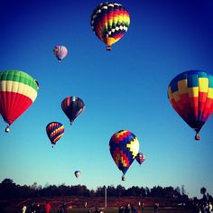Guess im chasing balloons this weekend...wells and fargo here i come....