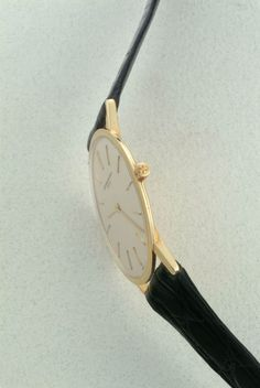 The Vacheron Constantin Ultra Flat 33093.  A masterpiece in elegant simplicity.