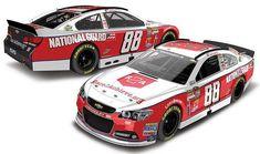 Jayski's® NASCAR Silly Season Site - 2013 NASCAR Sprint Cup Series #88 Paint Schemes