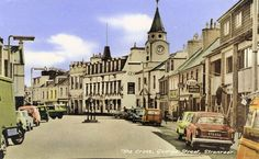 George Street Stranraer from the 1960's