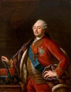 """Luís XVI"".  (by Antoine-François Callet)"